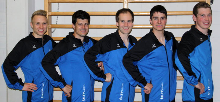Vorstand STV Egliswil 2015